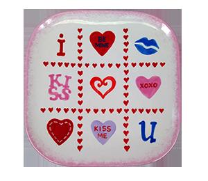 Brea Valentine's Tic Tac Toe