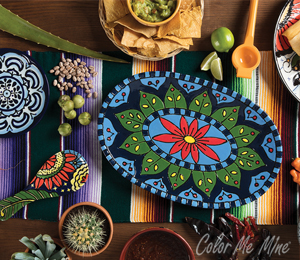 Brea Talavera Tableware