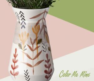 Brea Minimalist Vase