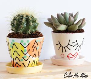 Brea Cute Planters