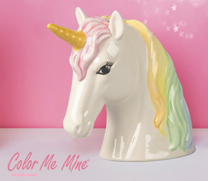 Brea Sparkle Unicorn Bank