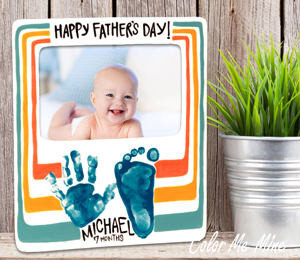 Brea Father's Day Frame