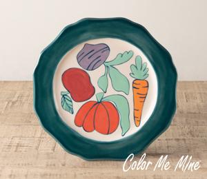 Brea Produce Plate