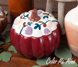Brea Fall Pumpkin Box