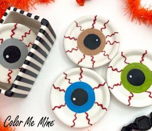 Brea Eyeball Coasters